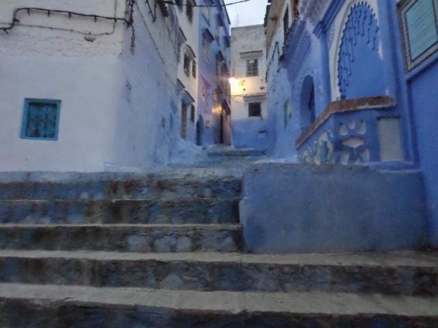 """Chechaouen - the """"blue city"""""""