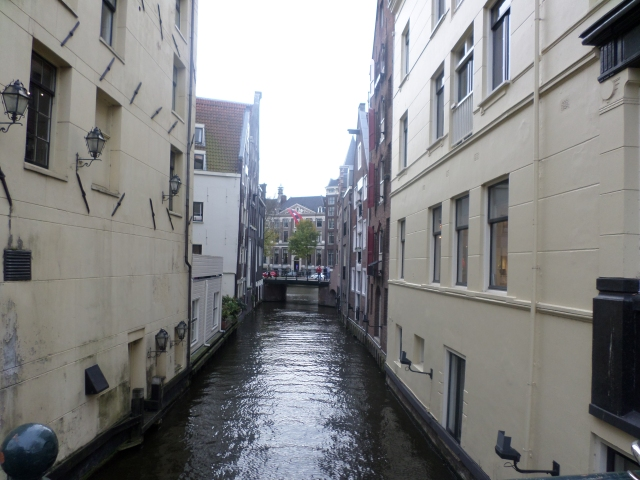 It turns out Amsterdam actually had even more canals than Venice!