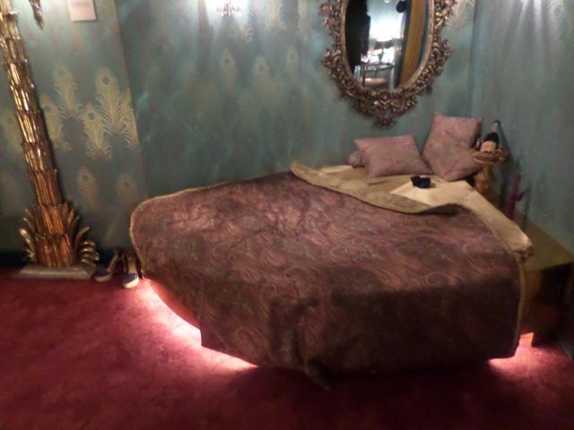 Classy brothel room