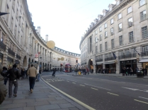 Near the Picadilly Circus
