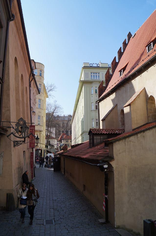 The Jewish Quarter!
