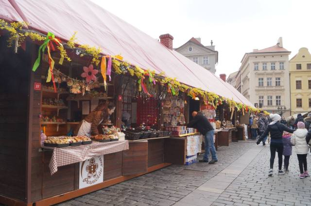 Easter Market in the main square!